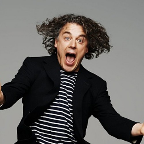 Interview: Alan Davies at Theatre Severn