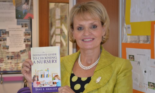 New book helps parents navigate their way through nursery provision