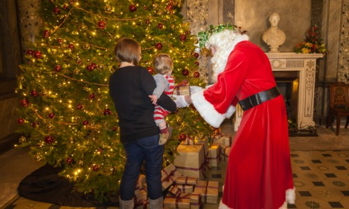 Family Festive Fun this Christmas at Attingham Park