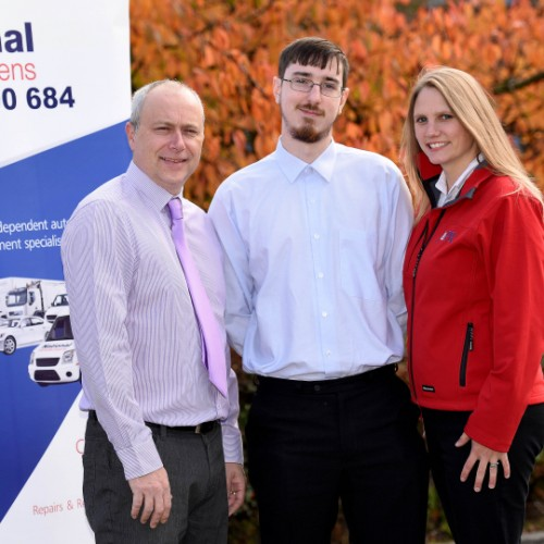 Telford businesses team up to offer shared apprenticeship