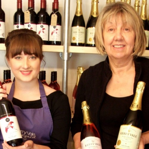 Kerry Vale Vineyard launches new wines and shop