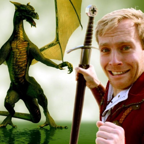 The Legend of King Arthur at Oakengates Theatre