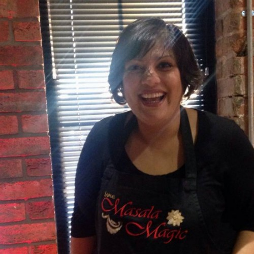 Lajina Leal of Masala Magic named winner of Dragons' Den-style competition