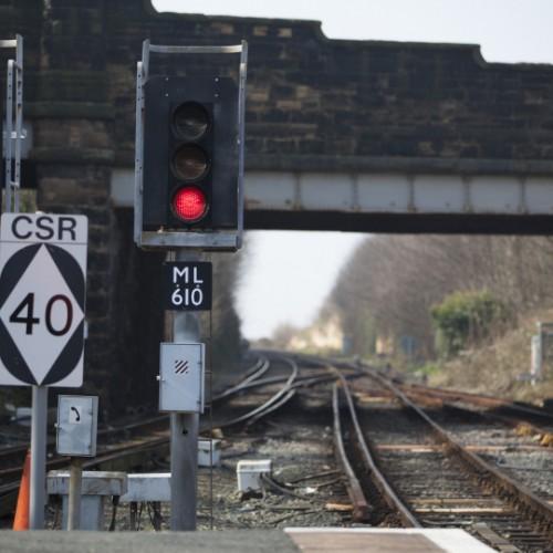 Shrewsbury to Crewe railway line closes for £25m signalling upgrade