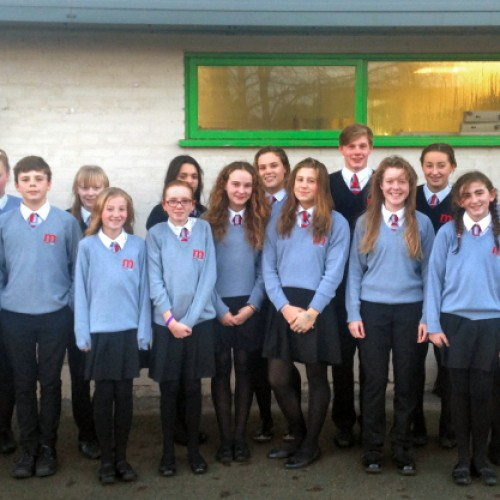 Marches School Swimming Gala Success