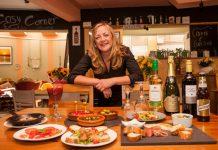 Cafe AleOli will be one of Shrewsbury Market Hall's many cafes that will be open