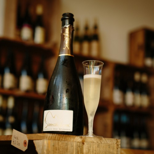 Prosecco overtakes Champagne as Oswestry's favourite festive fizz