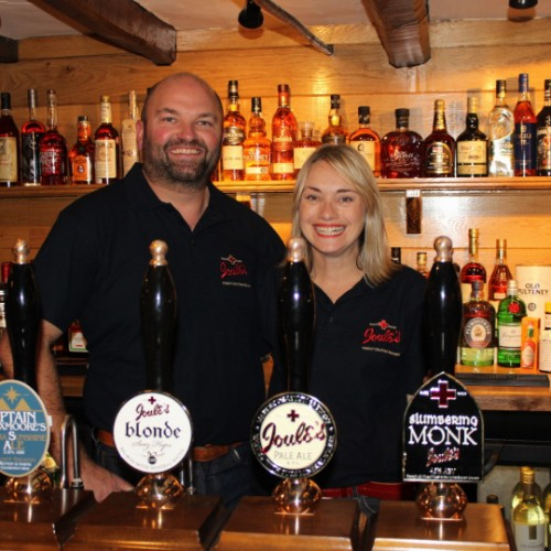 Joule's Brewery opens The Talbot in Ruyton XI Towns following restoration