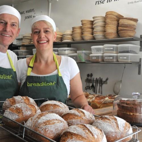 Shrewsbury artisan bakery celebrates first year