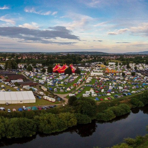 Shrewsbury Folk Festival reveals first acts for 2016 event