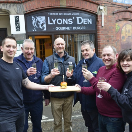 Shropshire restaurant owner praises county suppliers