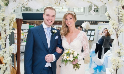 Telford Shopping Centre gears up for annual four-day Wedding Exhibition