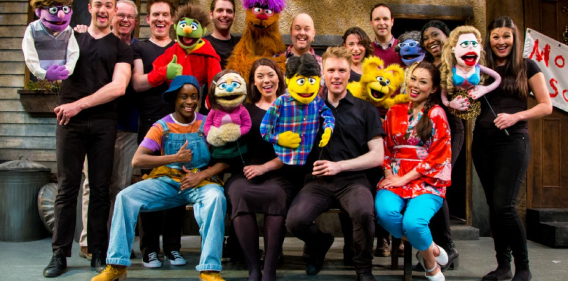 Avenue Q to bring fuzzy friends to Theatre Severn this February