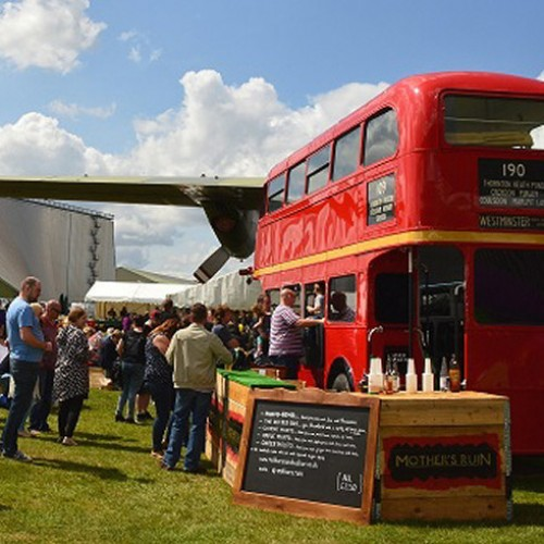 Applications are flying in for Cosford Food Festival