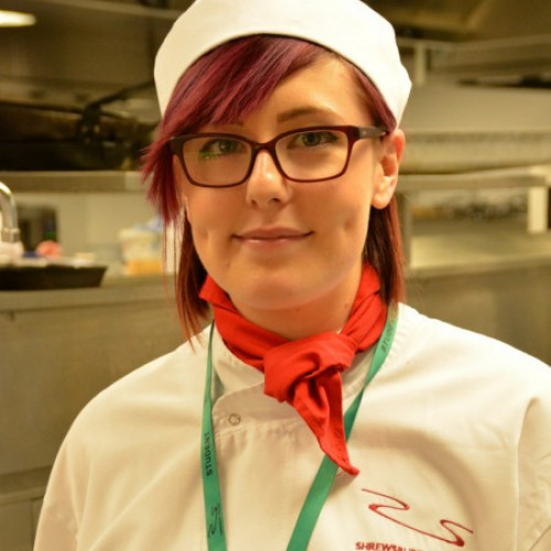 Shrewsbury student wins national culinary competition