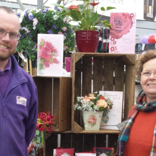 Meadowdale Nurseries join forces with local florist