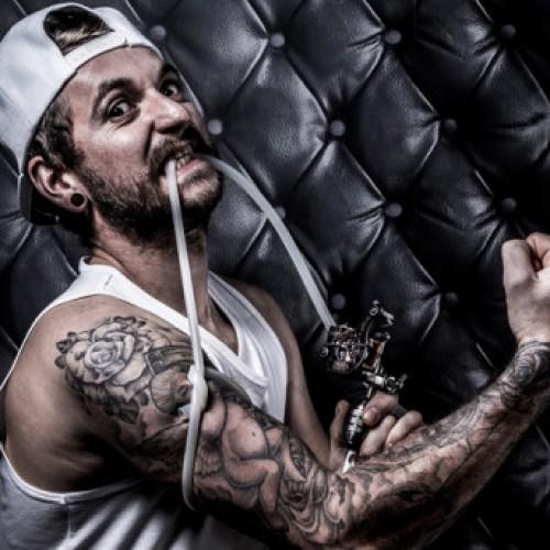 Newport tattoo artist named winner of National Tattoo Photography Award