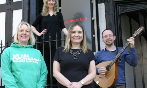 Drapers Hall to celebrate 400 years since the Bard's passing with Shakespeare Banquet
