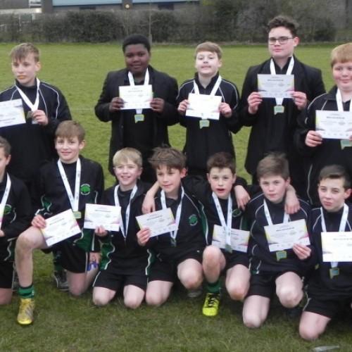 Bridgnorth and Shifnal take the last two School Games titles