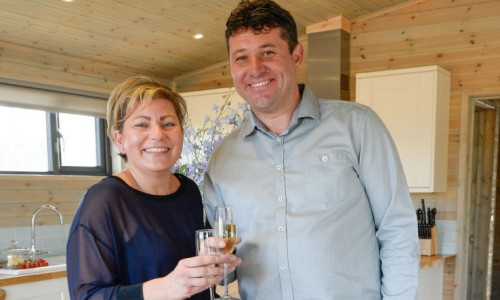 Escape to the Country – Family focus is the key for Shropshire luxury lodge business
