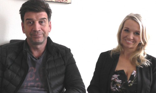 Interview: Nick Knowles explains why he invested in a Shrewsbury Vegan Bistro
