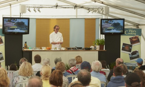New Festival of Food to take centre stage at Newport Show
