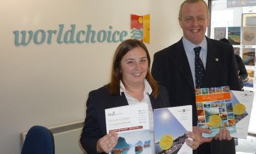 Worldchoice Travel to host Ultimate Cruise Event in Shrewsbury