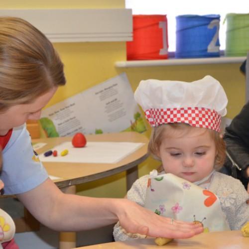 Shrewsbury nursery launches new baby development group
