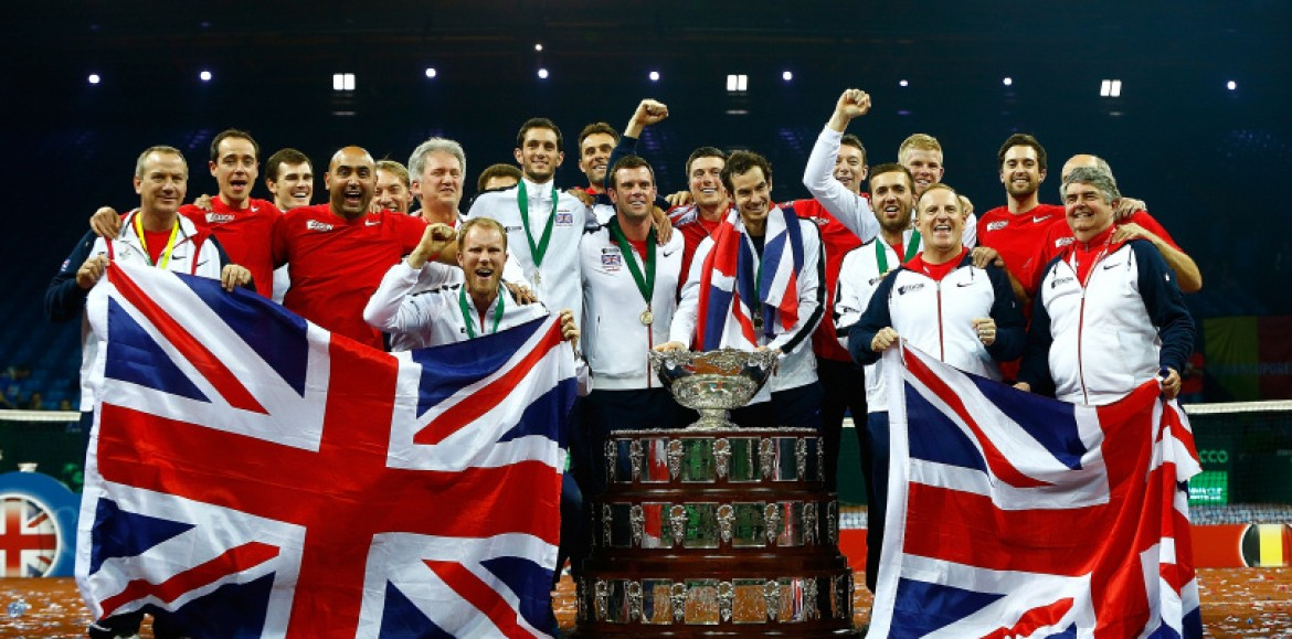 Davis Cup Trophy Tour is heading to Shropshire
