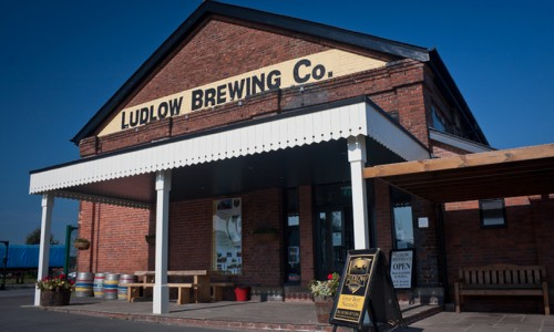 Ludlow Brewery Celebrates 10th Anniversary