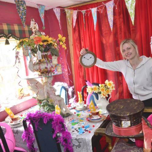 Bonkers new business venture at Bridgnorth