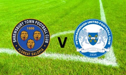 Match Report: Shrewsbury 3 – 4 Peterborough