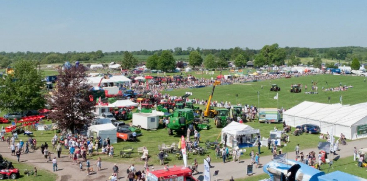 Win VIP tickets to The Shropshire County Show 2016