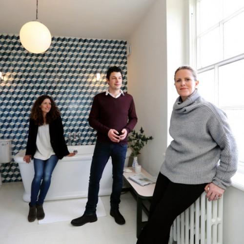 North Shropshire home transformed by national interiors guru