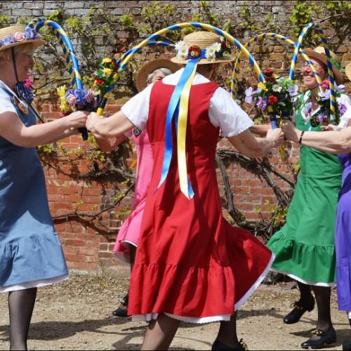 May Day Celebrations at Dudmaston