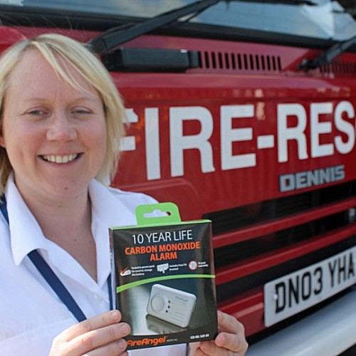 Shropshire Fire and Rescue Service launches carbon monoxide awareness campaign