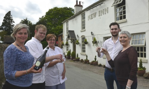 New owners for the New Inn at Baschurch