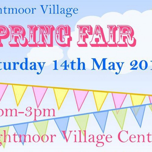 Spring fair to champion Telford's independent traders