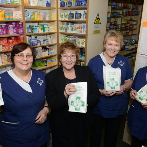 Shropshire pharmacies rally together to fight against funding cuts