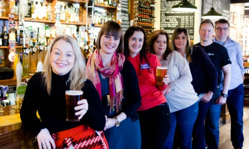 Beer enthusiasts invited to sample Shrewsbury Ale Trail