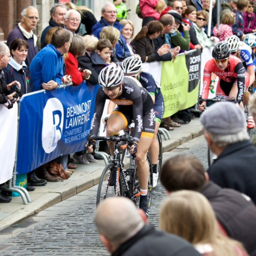 Thousands of spectators expected at 2016 Shrewsbury Cycle Grand Prix