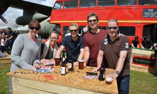 Cosford set to serve up another tasty food festival