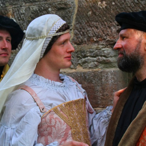 Shakespeare's Hamlet to be performed at Whittington Castle