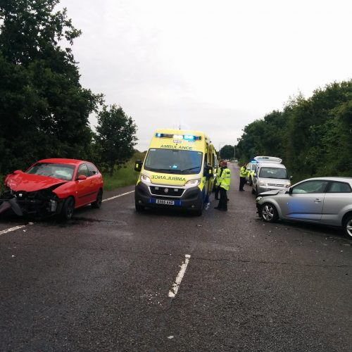Police appeal for witnesses to A41 Newport bypass crash