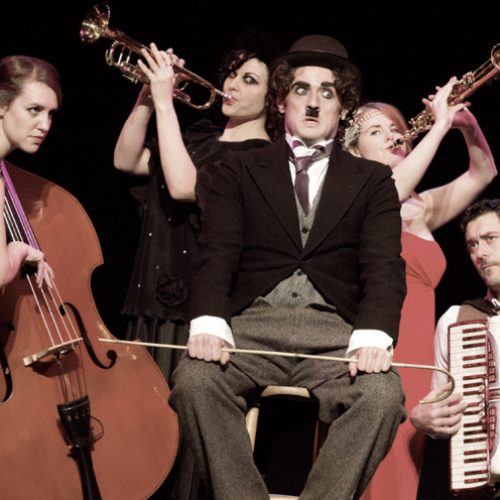Review: Chaplin – The Charlie Chaplin Story at Theatre Severn