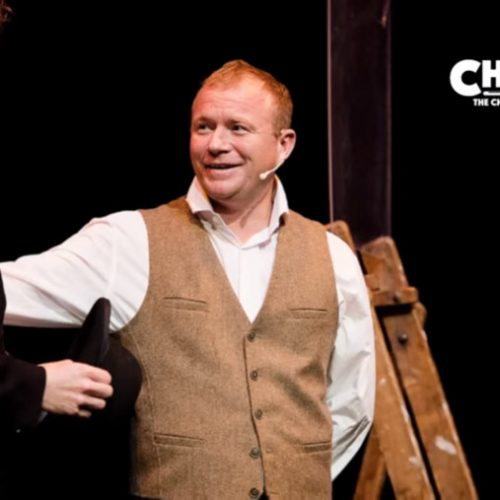 Interview: Steven Arnold – The Charlie Chaplin Story