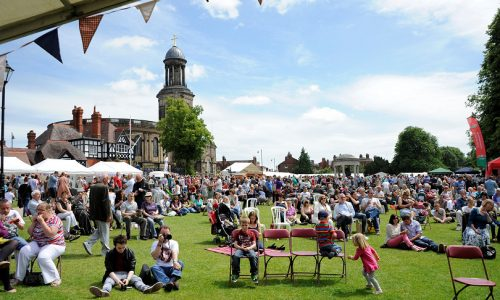 Countdown on for this weekend's Shrewsbury Food Festival