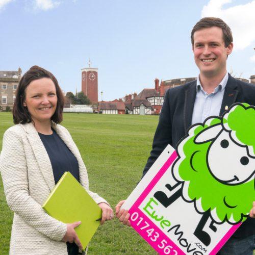 Shropshire estate agent celebrates first anniversary