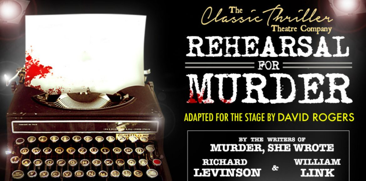 Star casting revealed for 'Rehearsal for Murder' at Theatre Severn