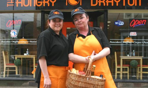 Market Drayton cafe awarded five star Food Standard Agency rating within a month of opening